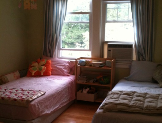 boy girl shared bedroom
