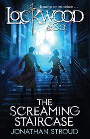 Screaming Staircase cover