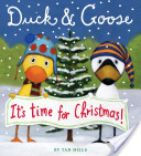 Duck and Goose Time for Christmas