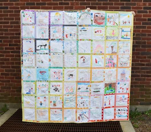 The Kindergarten Quilt