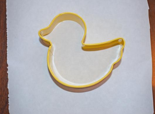 cookie cutter template