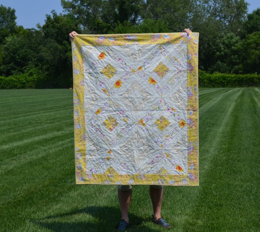 Ray of Sunshine Quilt