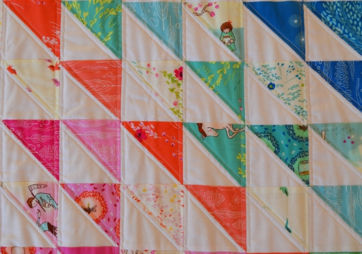 Wee Wander doll quilt